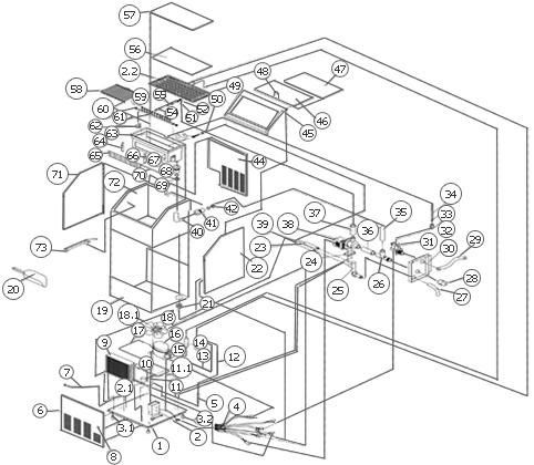 Bluestone BCIM65 Parts